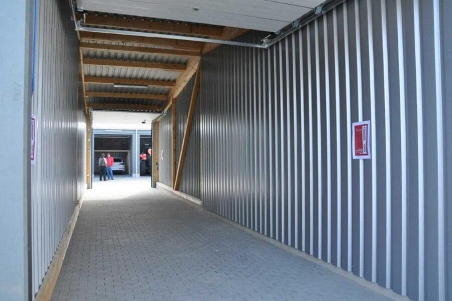 Garagen & Lagerpark Doppelgarage - Lagerraum - Stellplatz - lang 52m²