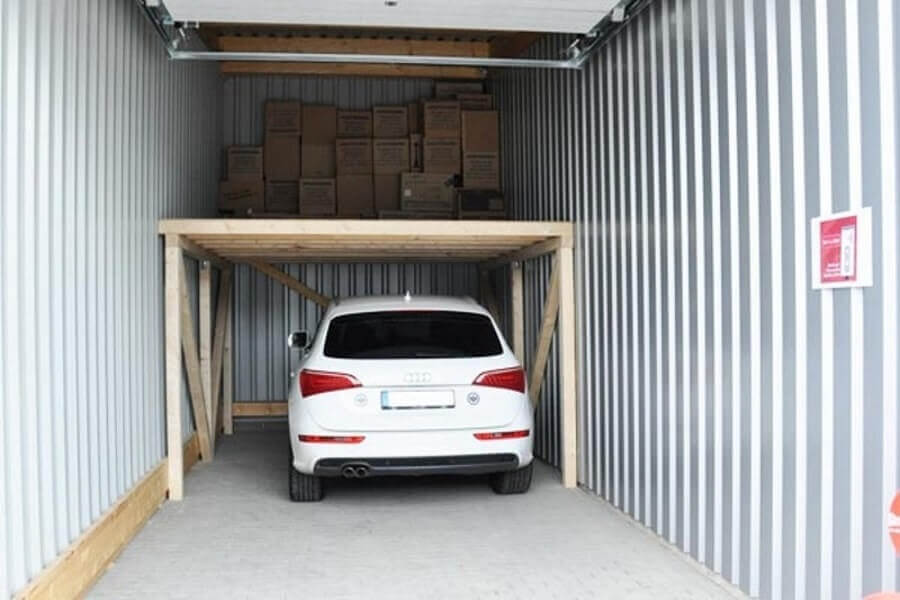 Garagen & Lagerpark