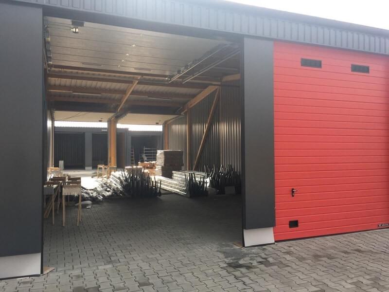 XXL 104m² Garagen & Lagerpark Doppelgarage - Lagerraum - Stellplatz